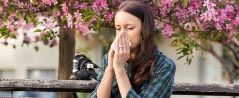PRIMAVERA ● Dicas e sugestões para enfrentar as alergias